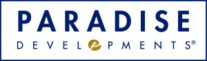 Paradise Developments Logo-border-F